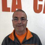 José Javier. Jefe de Taller de Pintura.